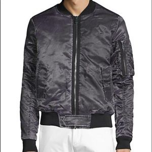 NWT ElevenParis olive bomber jacket LA Collection
